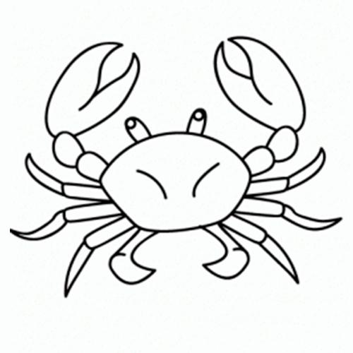 como-dibujar-un-cangrejo