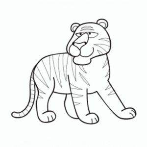 como-dibujar-un-tigre