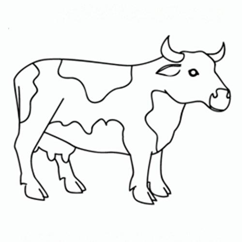 como-dibujar-una-vaca