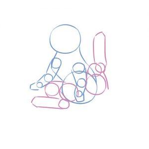como-dibujar-manga-animales-Yishan-Li-paso-3