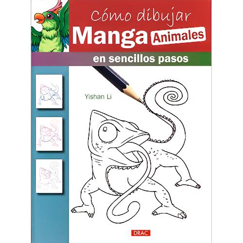 libro como dibujar manga animales Yishan Li pdf