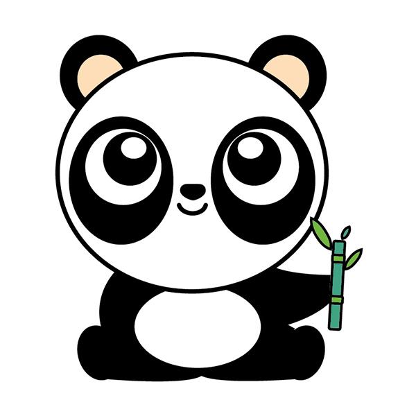 oso panda kawaii