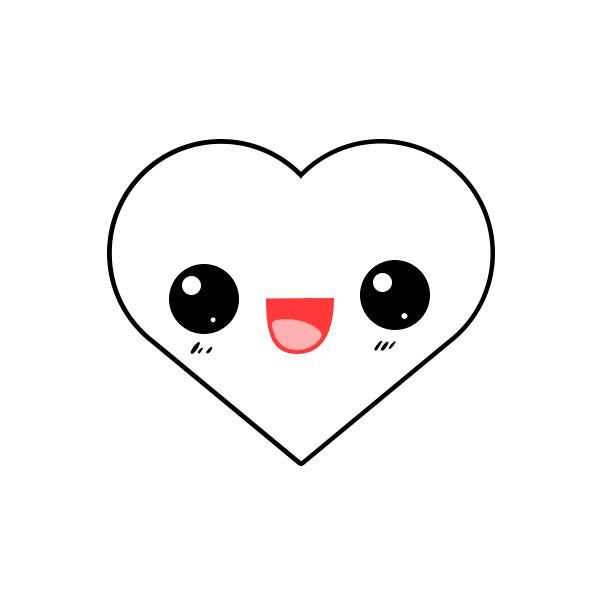 como dibujar un corazon perfecto
