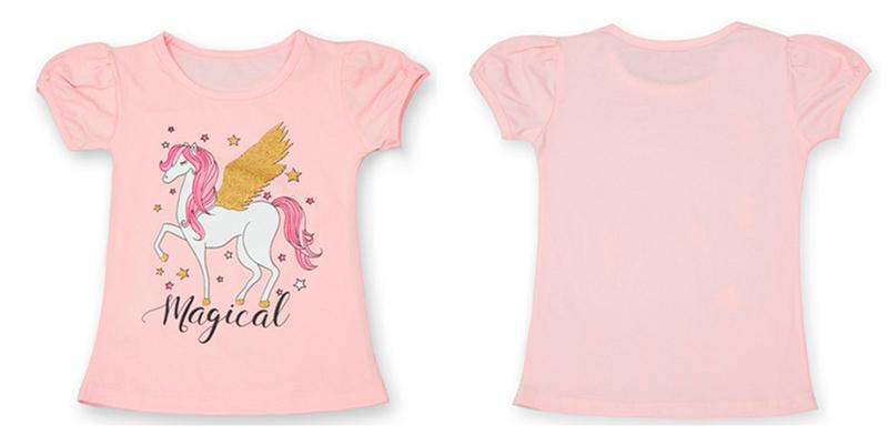 comprar-camiseta-unicornio-salmon-nina