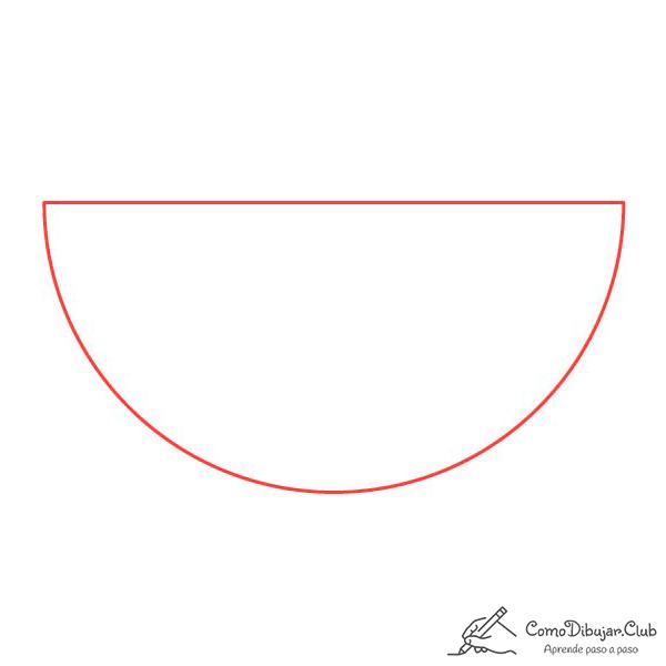 dibujar-cabeza-sandia-kawaii