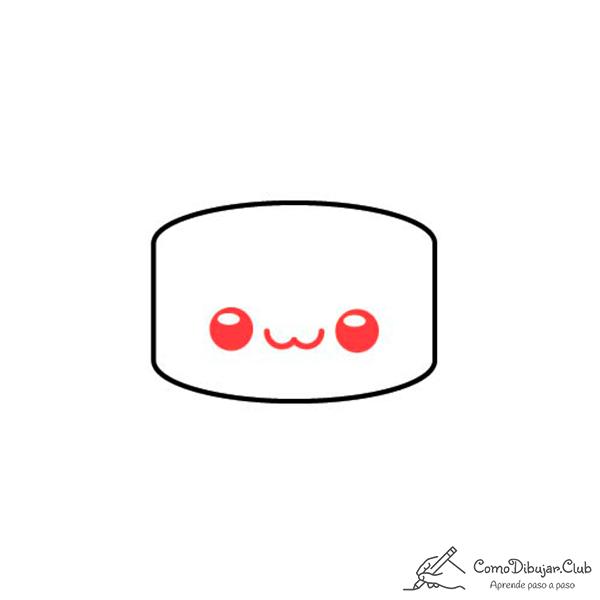 dibujar-sushi-kawaii-facil
