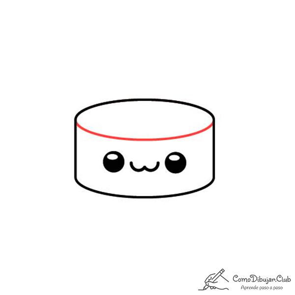 dibujar-sushi-kawaii-paso-a-paso
