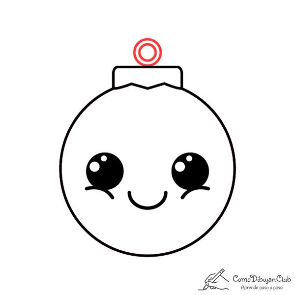 bolas-de-navidad-kawaii-chibi