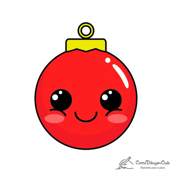 bolas-de-navidad-kawaii