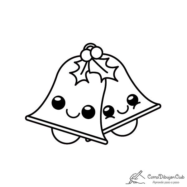 campanas-de-navidad-colorear-imprimir-dibujo