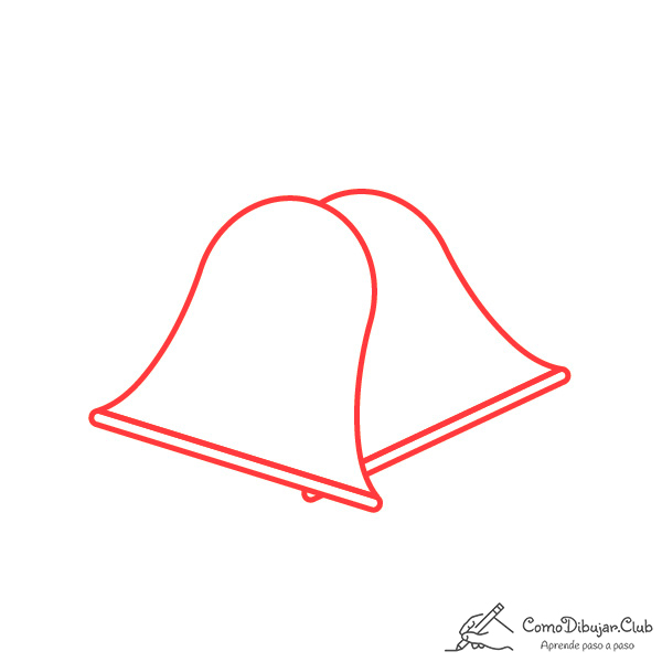 dibujar-cabeza-campanas-de-navidad-kawaii