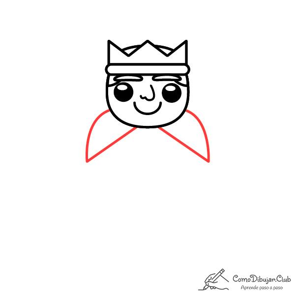 dibujar-rey-Baltasar-kawaii-paso-a-paso