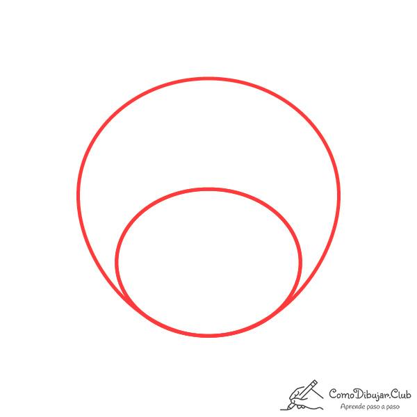 dibujar-cabeza-buho-kawaii