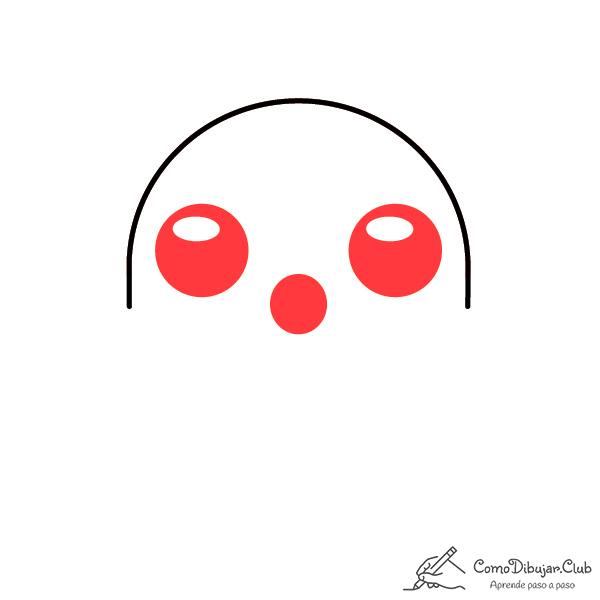dibujar-fantasma--kawaii-facil