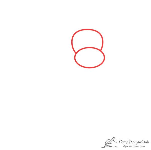 dibujar-cabeza-jirafar-kawaii