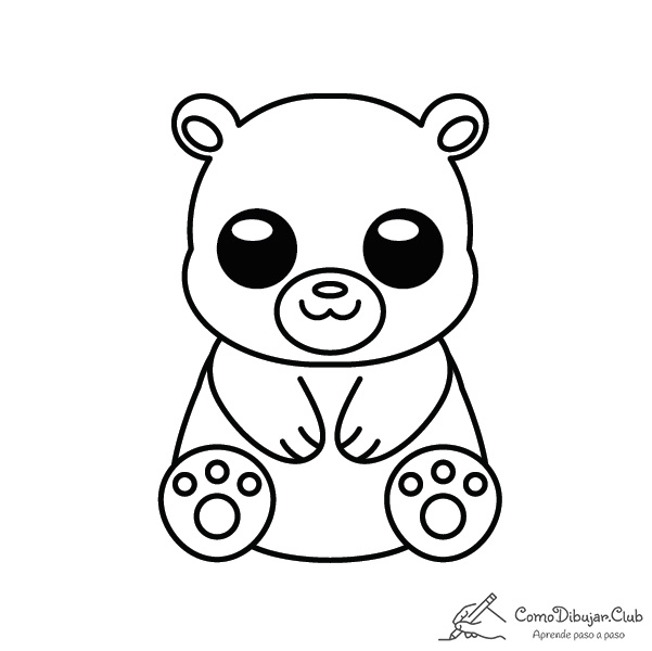 oso-kawaii-colorear-imprimir-dibujo