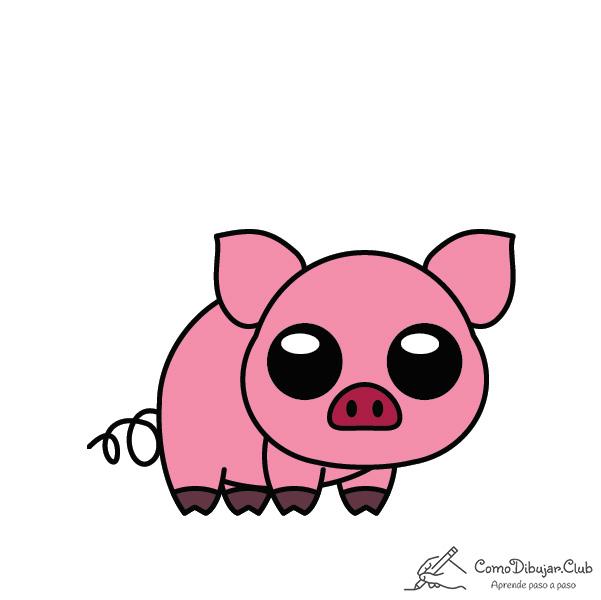 cerdo-kawaii