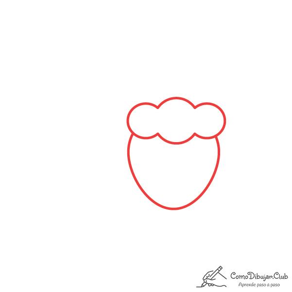 dibujar-cabeza-oveja-kawaii