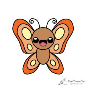 mariposa-kawaii