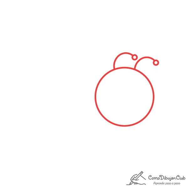 dibujar-cabeza-abeja-kawaii