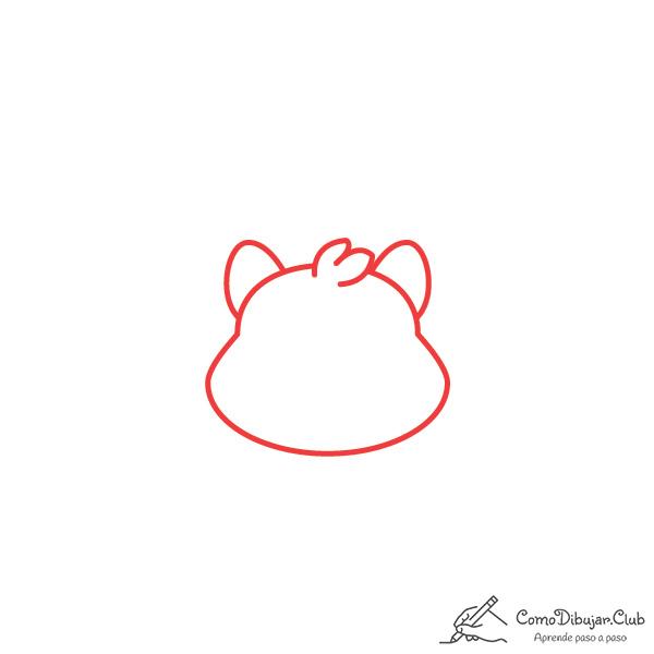 dibujar-cabeza-ardilla-kawaii
