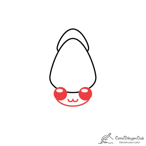 dibujar-calamar-kawaii-facil