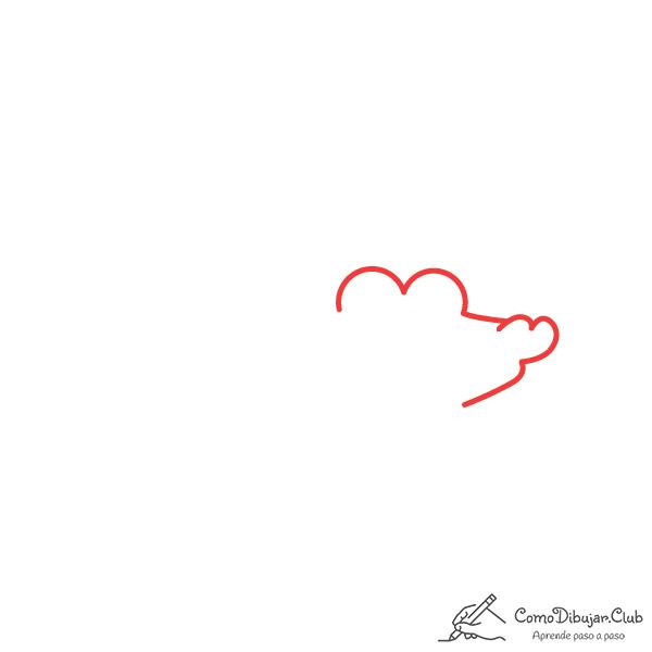 dibujar-cabeza-cocodrilo-kawaii
