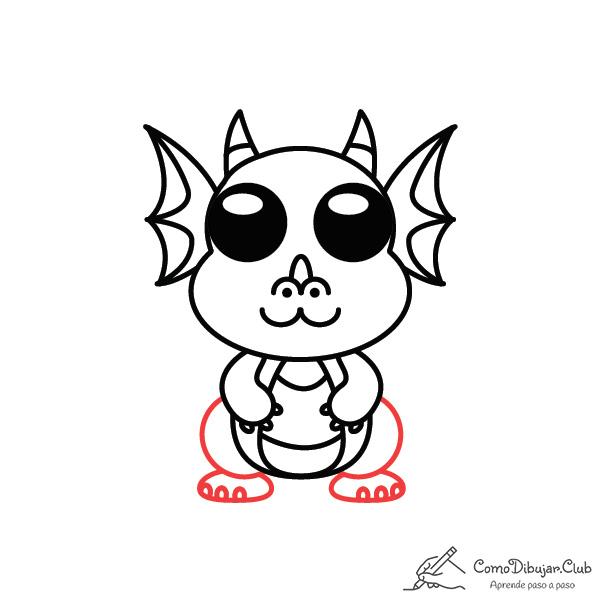 dibujo-dragon-kawaii-bebe