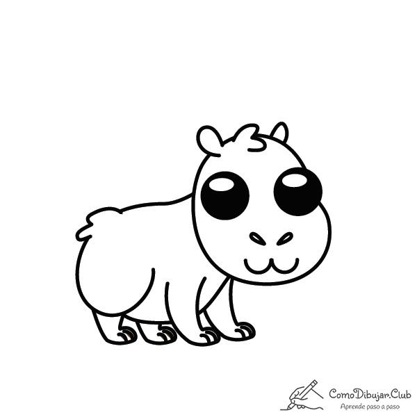 capibara-kawaii-colorear-imprimir-dibujo