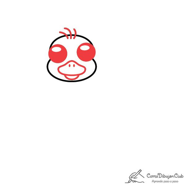 dibujar-avestruz-kawaii-facil