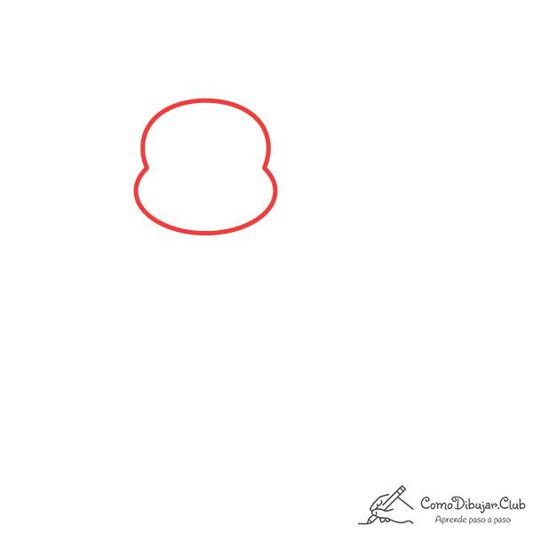 dibujar-cabeza-avestruz-kawaii